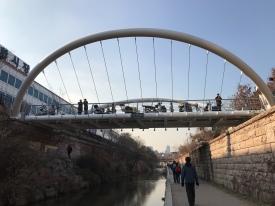 One of the 22 bridges